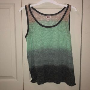 6e683c38d7 ... Built In Bra.  28  65. Ombré tank top